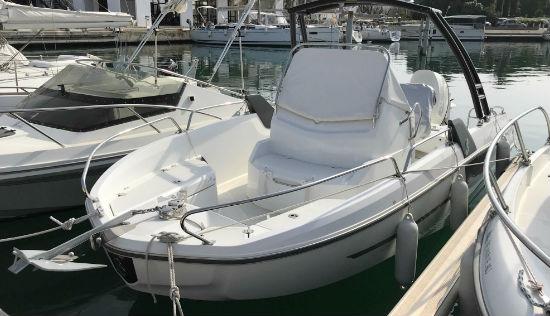flyer bateau moteur occasion
