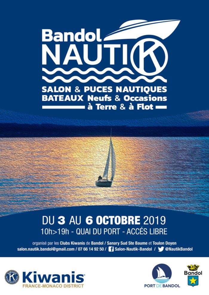 Salon nautique Bandol octobre