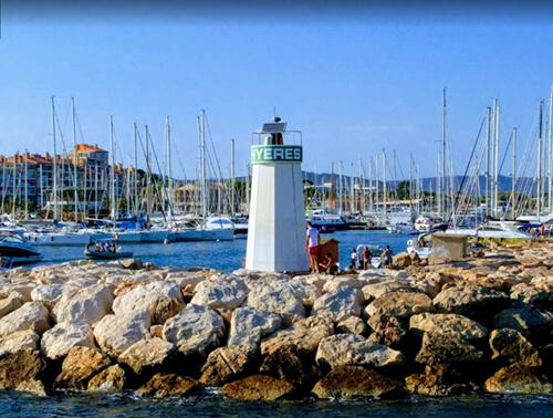 Cap Ocean Port Hyères Bateaux